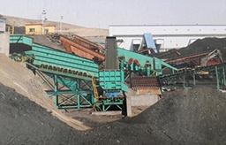 Coal Preparation Process